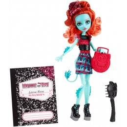 Monster High - Upiorna Wymiana - Lorna McNessie