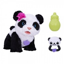 Fur Real Friends Interaktywna Panda Pom Pom A7275
