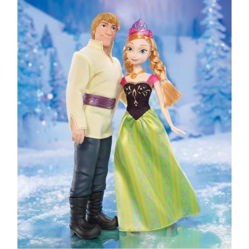 Kraina lodu frozen anna i krzysztof lalka 30 cm bdk35 sklep