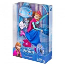 Kraina Lodu Frozen Anna Na Łyżwach 30 CM CBC62