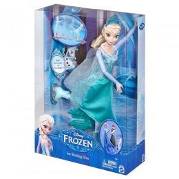 Kraina Lodu Frozen Elsa Na Łyżwach 30 CM CBC63
