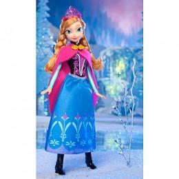 Kraina Lodu Frozen Błyszcząca Anna Lalka 30 cm