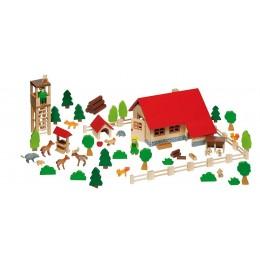GOKI 51895 Moja Drewniana Leśniczówka