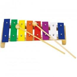 GOKI 61959 Ksylofon Cymbałki Instrument Muzyczny
