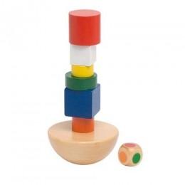 GOKI HS129 Gra Zręcznościowa - Balansująca Wieża