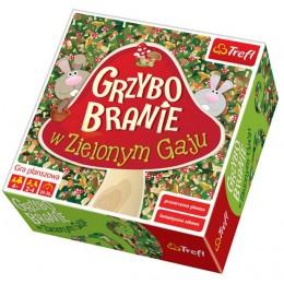 TREFL  00988 GRA Grzybobranie w zielonym gaju