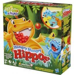 Hasbro Gra zręcznościowa Głodne Hipcie 98936