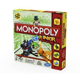 Hasbro gra Monopoly Junior wersja polska A6984