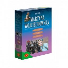Alexander Mini Quiz Wyprawa z Martyną Wojciechowską