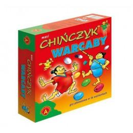 Alexander - Zestaw gier - Chińczyk i Warcaby Maxi - 4700