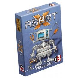 G3 Gra karciana - Robot X