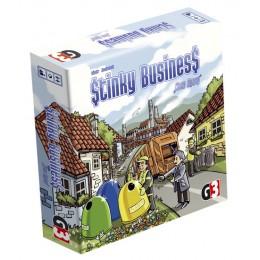 G3 Gra logiczna Stinky Business - Clean Money