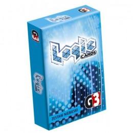 G3 Gra Logic Cards - Zestaw Niebieski