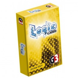 G3 Gra Logic Cards - Zestaw Żółty