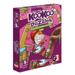 G3 Gra KooKoo Puzzles: Bajki