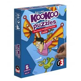 G3 Gra KooKoo Puzzles: Latanie