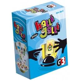 G3 Gra towarzyska - Halli Galli Junior