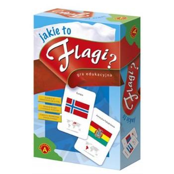 Jakie to flagi? Mini Gra