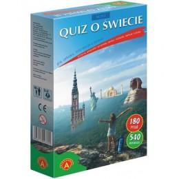 Alexander - Mini Quiz - O Świecie