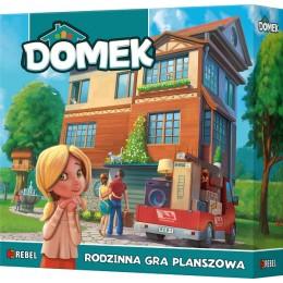 Rebel 27894 Gra rodzinna - Domek