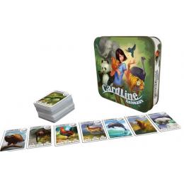Asmodee Rebel Gra towarzyska - Cardline Zwierzęta