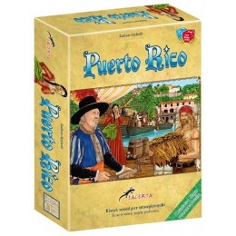 Rebel Lacerta Gra ekonomiczna - Puerto Rico (nowa edycja)