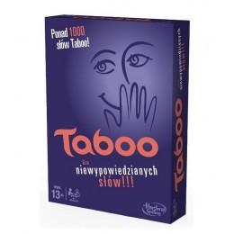 HASBRO GRA SŁOWNA TABOO TABU WERSJA POLSKA A4626