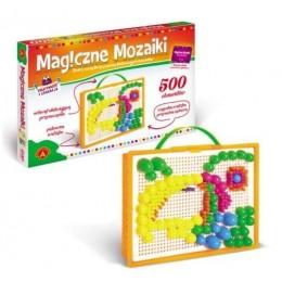 Alexander Magiczne Mozaiki 500 elementów