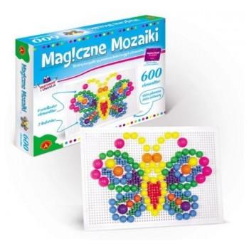 Alexander Magiczne Mozaiki 600 elementów