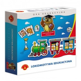 Alexander Gra - Lokomotywa Edukacyjna