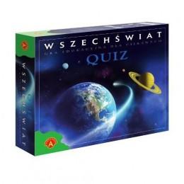 Alexander - Gra Edukacyjna - Quiz Wszechświat