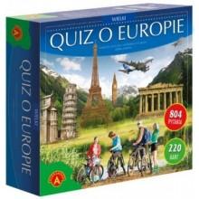 Alexander - Gra Edukacyjna - Wielki Quiz o Europie