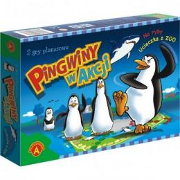 Alexander Gra Planszowa - Pingwiny w Akcji