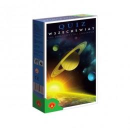 Alexander Mini Quiz Wszechświat