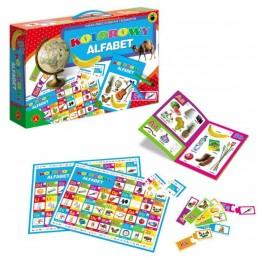 Alexander - Gra Kolorowy Alfabet - 7558