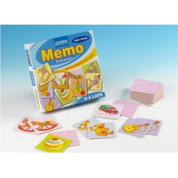 Granna Gra edukacyjna - Memo Zabawki