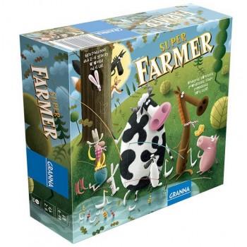 GRA RODZINNA SUPER FARMER GRANNA  1754