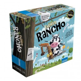Granna - Gra  rodzinna Super Farmer Ranczo - 0141