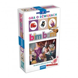 GRANNA GRA O DŹWIĘKACH BIM BOM + PŁYTA CD