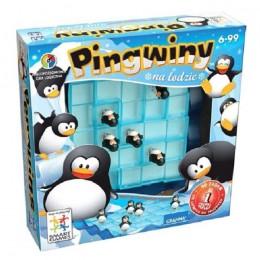 Granna SG155PL Gra Logiczna - Pingwiny na Lodzie
