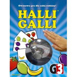 G3 GRA TOWARZYSKA RODZINNA HALLI GALLI