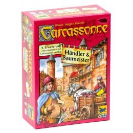 Carcassonne dodatek 2 Kupcy i Budowniczowie