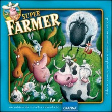 Gra Planszowa Super Farmer DELUXE