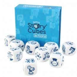 Rebel Gra STORY CUBES - Actions Akcje