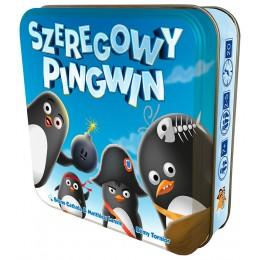 Rebel Towarzyska Gra Karciana Szeregowy Pingwin
