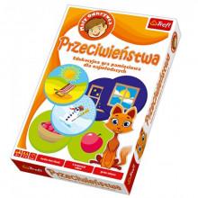 Trefl - 01061- Gra Edukacyjna - Mały Odkrywca - Edukacyjna Gra Pamięciowa dla Najmłodszych - Przeciwieństwa