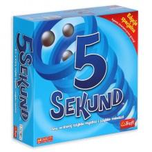 TREFL 01282 Gra 5 Sekund - Edycja Limitowana