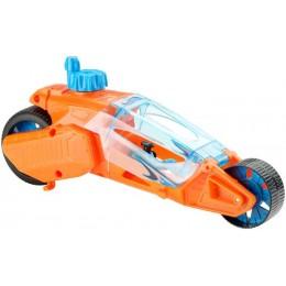 Hot Wheels Autonakręciaki Motocykl pomarańczowy DPB68