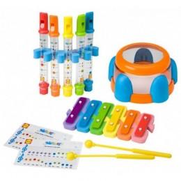 Instrumenty do kąpieli