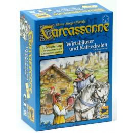 Carcassonne dodatek 1 Karczmy i Katedry
